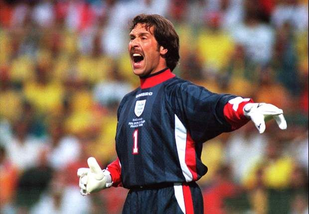 David Seaman England Goalkeeper | England football team, England ...