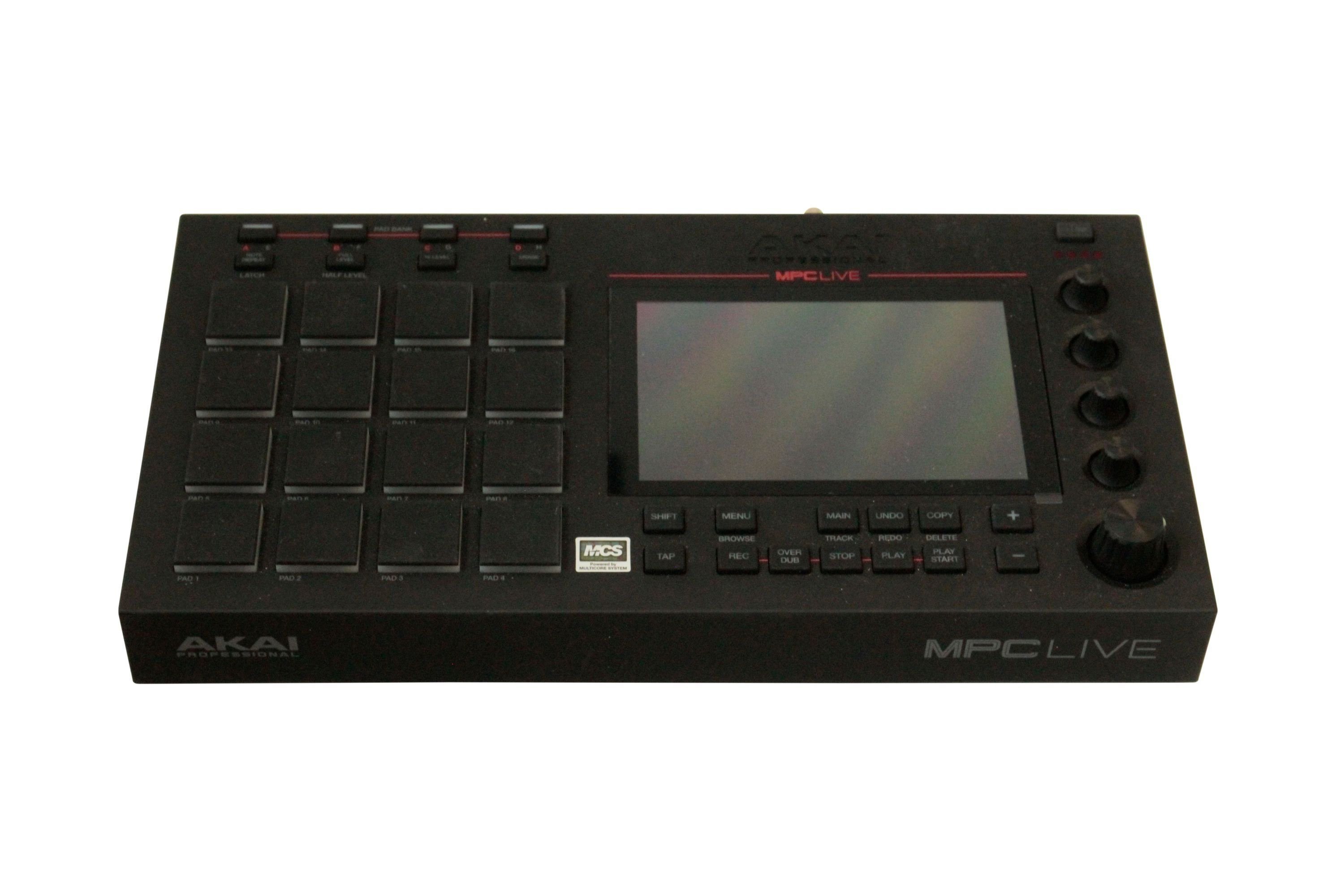 Second Hand Akai MPC Live - Andertons Music Co | Products in