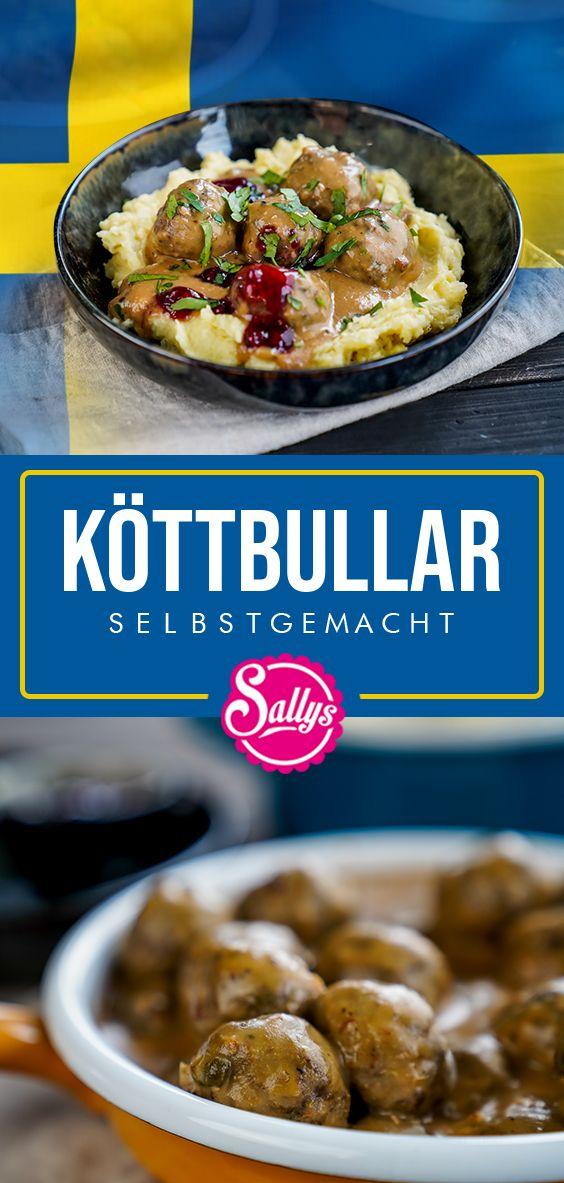 KÖTTBULLAR - Schwedische Hackbällchen