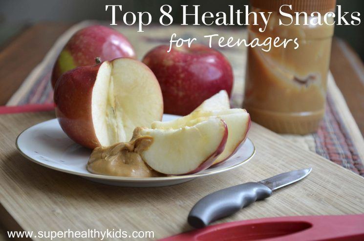 Keep these foods in the house if you have teenagers!