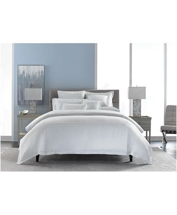 Hotel Collection Cotton Embroidered Frame King Duvet Cover Created For Macy S Reviews Duvet Covers Bed Bath Macy S Hotel Collection Bedding Collections Mattress Furniture