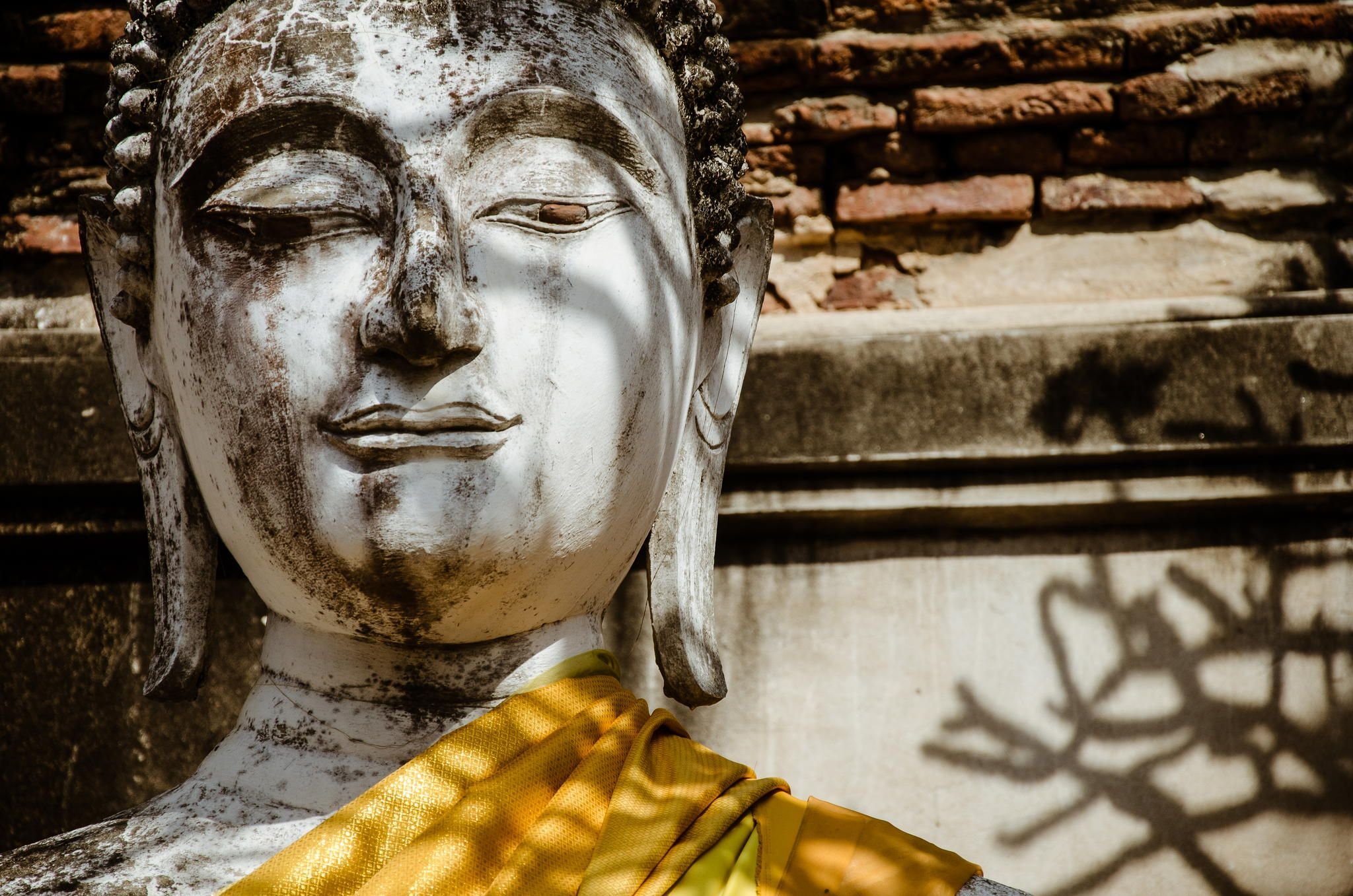 Face of Buddha by Wiró Klyngz on 500px
