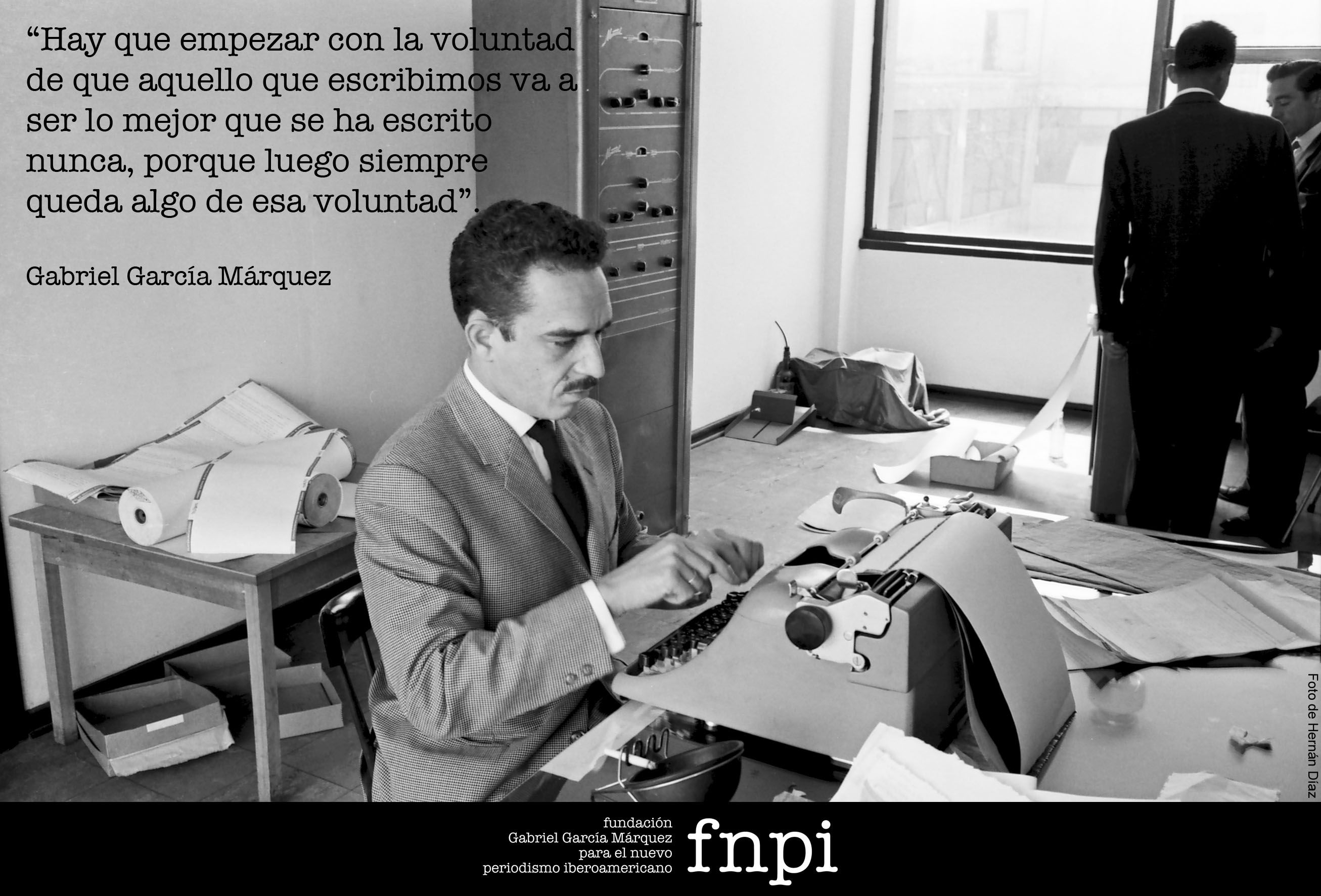 #GraciasGabo #Periodismo www.fnpi.org