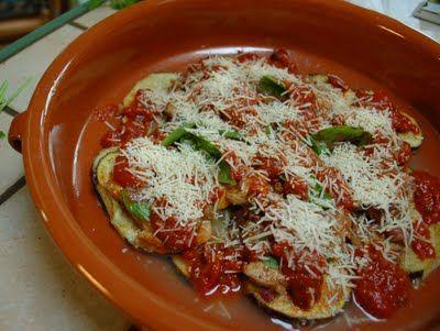 Pork Scallopini with Eggplant