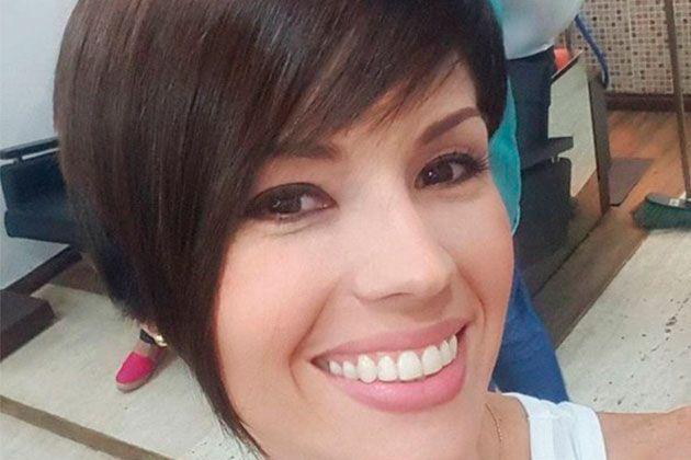 Guerrera! Mira el nuevo corte de cabello de esta artista que padece cáncer