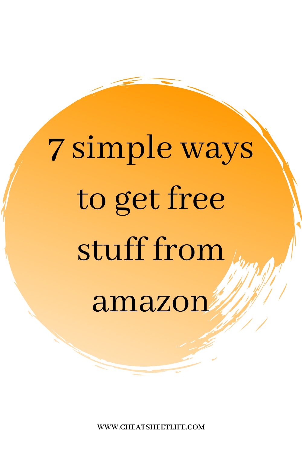 7 Simple Ways to Get Free Stuff From Amazon Get free