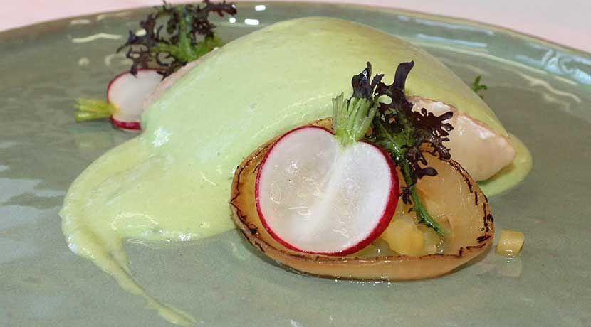 iSi Culinaire: Espumas de verduras