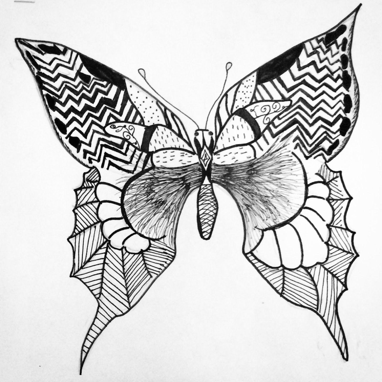 Element Art Line Drawing