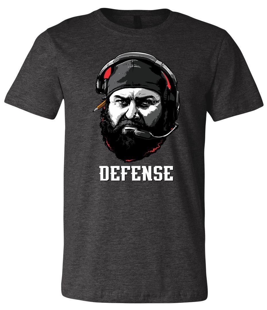 Defense Grey Tee Mens tees, Mens shirts, Grey tee