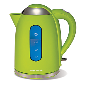 Morphy Richards Fast Boil Dome 17l Kettle Lime Green