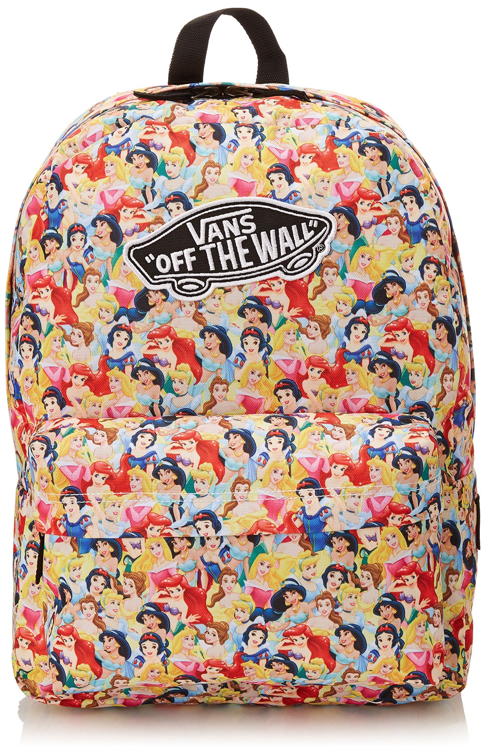 Vans Womens Disney Backpack Minnie Mouse: Amazon.co.uk: Shoes & Bags ...