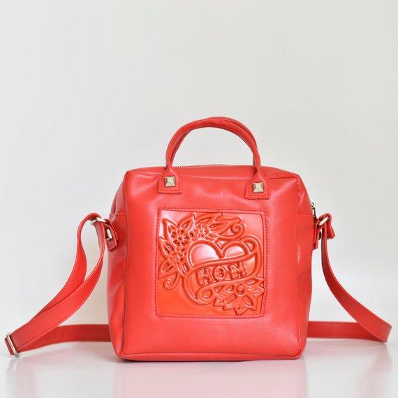 fa10e1e1d476 Red Crossbody Bag