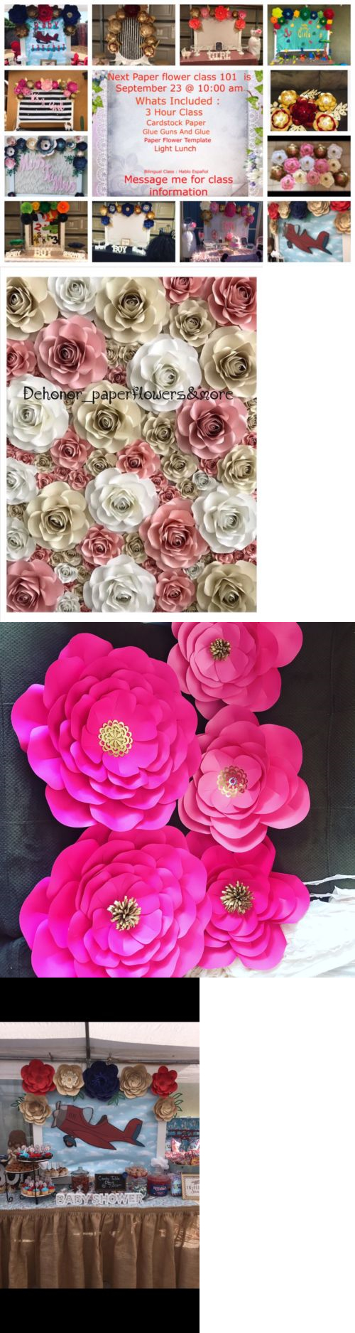 Flower embellishments 160734 paper flowers class buy it now only flower embellishments 160734 paper flowers class buy it now only 50 on mightylinksfo