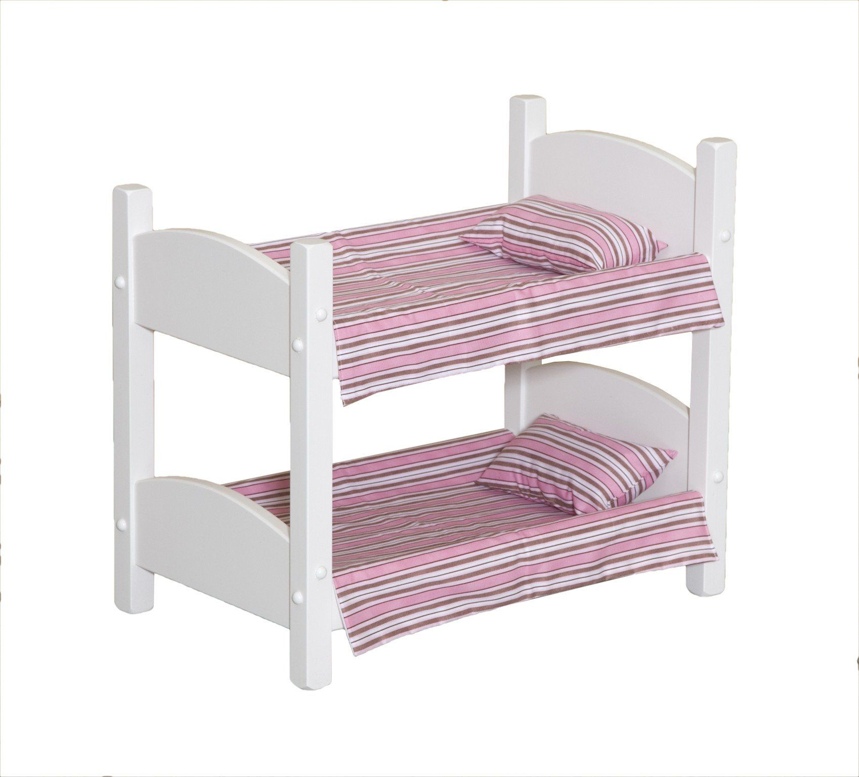 Amish Made Wooden Doll Bunk Bed Quot Katie S Collection