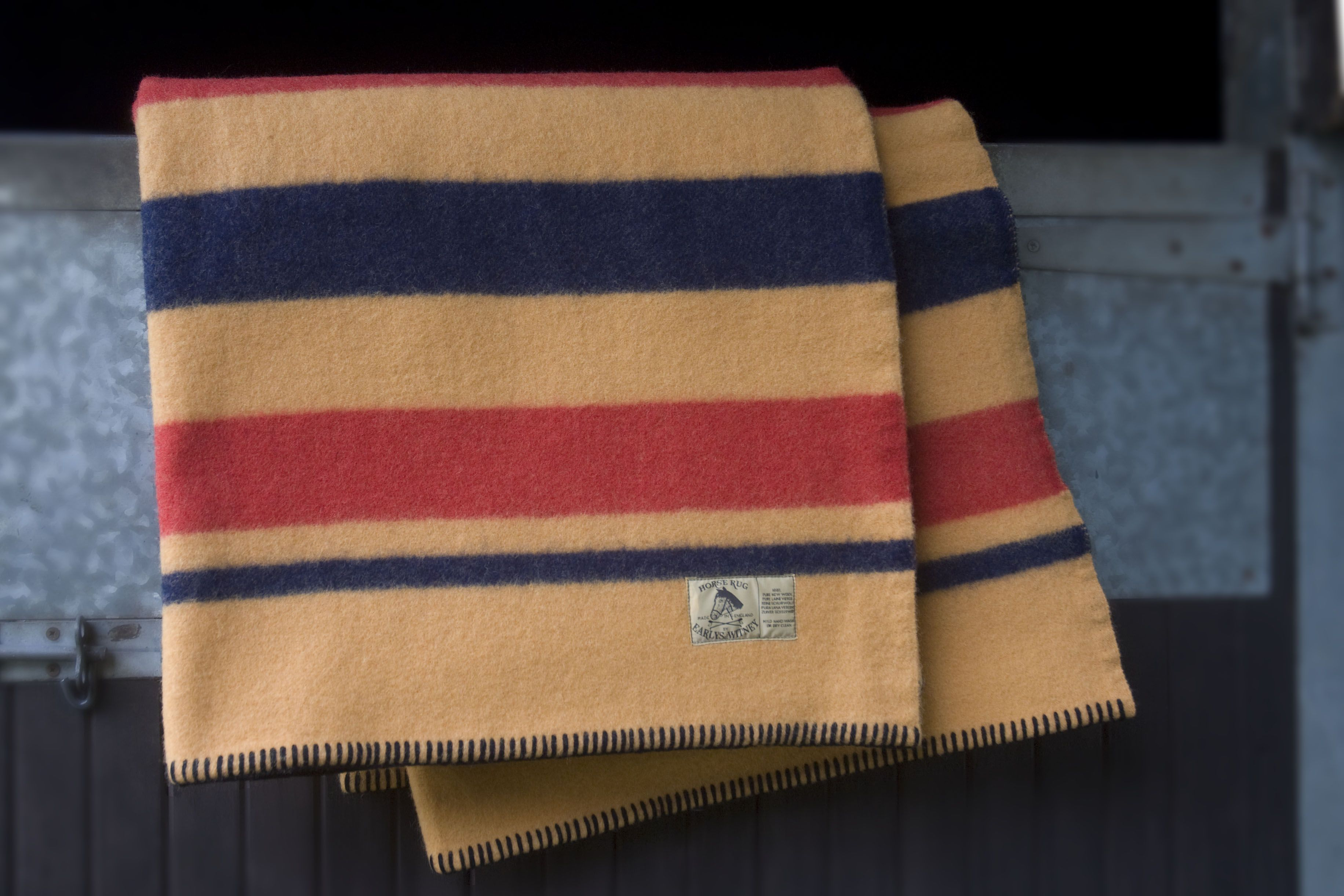 The Iconic Traditional Early S Of Witney Horse Blanket Soft