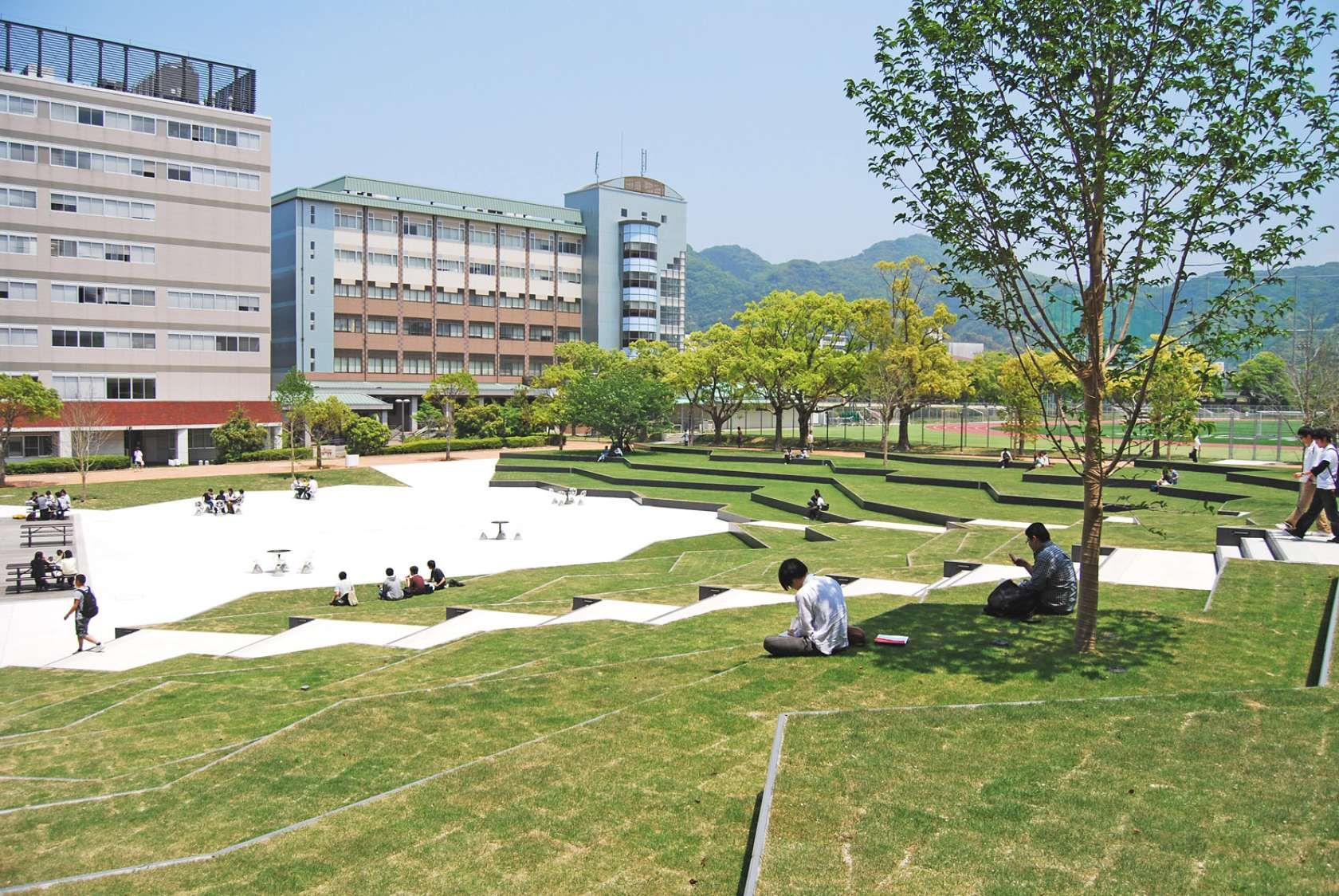 Universities with landscape design programs bathroom for Landscape design degree