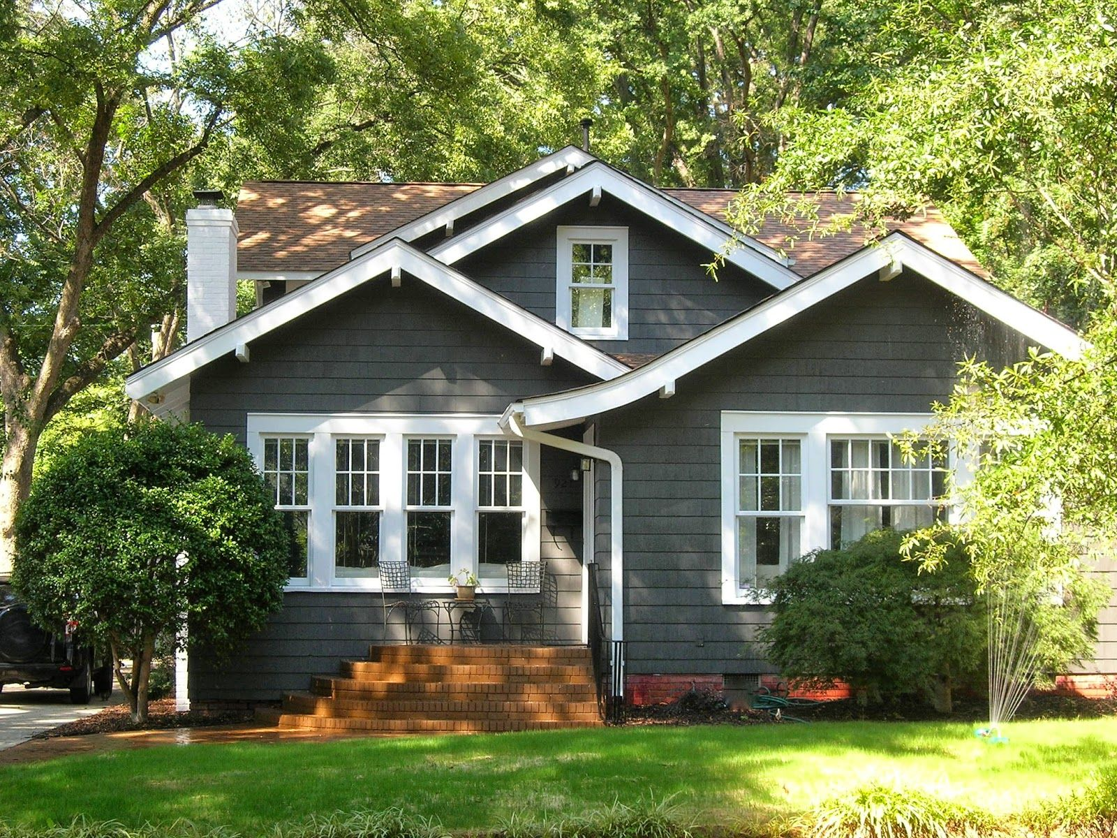 The Perfect Paint Schemes for House Exterior  Exterior Designs  Cottage exterior colors