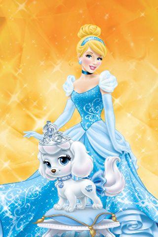 Cinderella And Palace Pets Game Get At App Store Disney Disney
