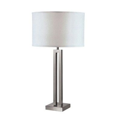 Nightstand Table Lamp With USB Outlet For Hotel TL11032