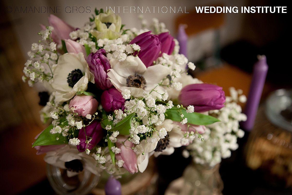 Rustic Chic Wedding - Mariage Rustique Chic | International Wedding Institute