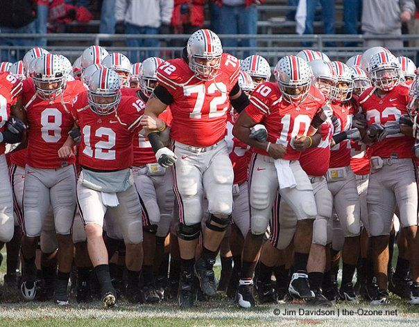 Pin by Robbie on I Bleed Scarlet and Gray | Ohio state football ...
