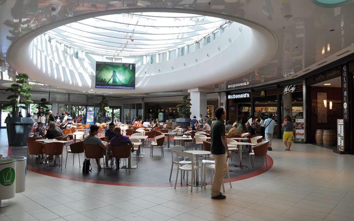"""Centri commerciali SECONDO PREMIO Design International & Corvino+Multari Shopping Centre """"La Cartiera"""", Pompei, Napoli (I)"""