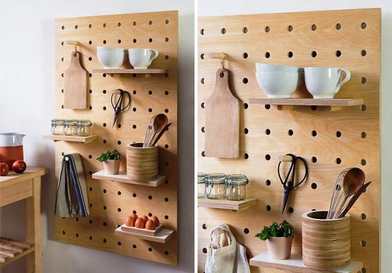Risultati Immagini Per Ikea Skadis Offene Regale Dekor Inneneinrichtung