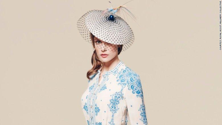 542e5607e Royal Ascot: 8 gravity-defying hats | Hats & Headdressess | Royal ...
