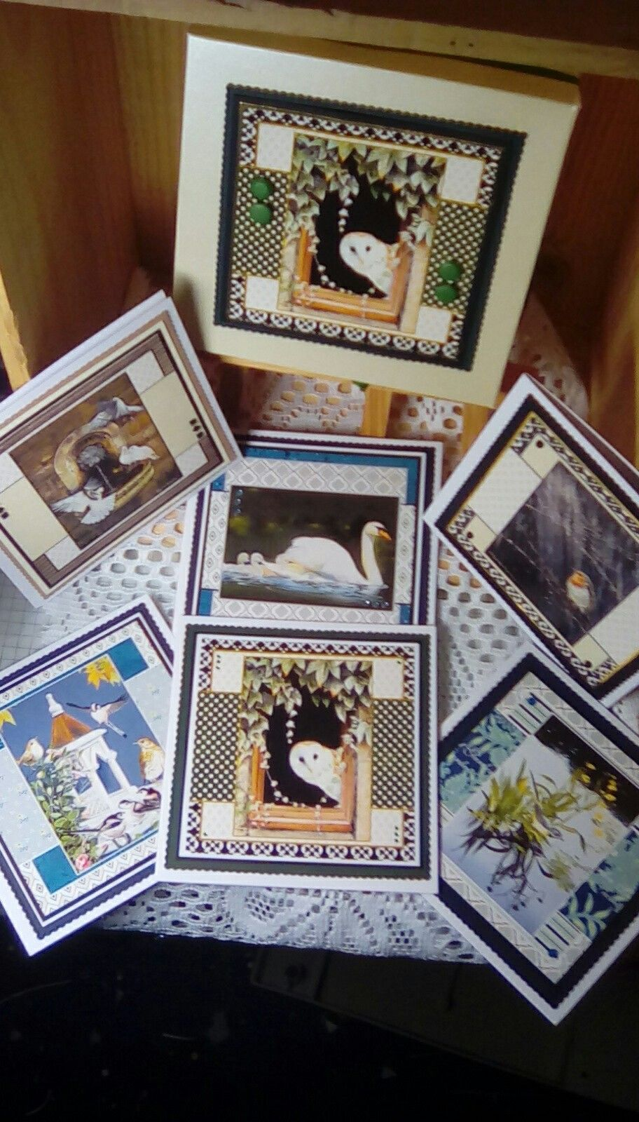 Pin By Julie Leighton On My Pollyanna Pickering Creative Crafting