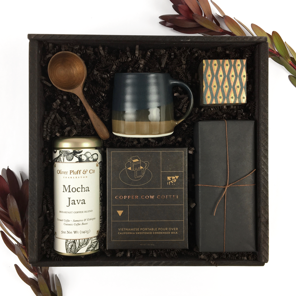 The perfect Holiday gift box for employees, clients, and