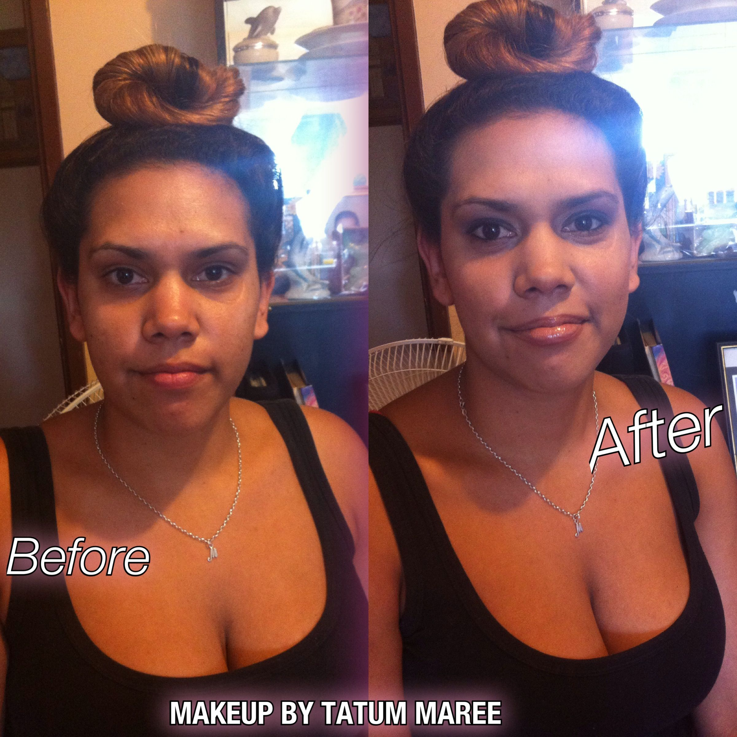 """Mary Kay Makeover By Me- Tatum Moore-Mary Kay Beauty Consultant!! www.facebook.com/MakeUpByTatumMaree."