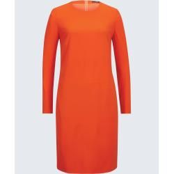 Photo of Crêpe dress in orange windsorwindsor