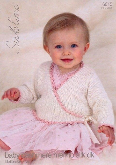 Sublime - 6015 - Ballerina Wrap | Knitting and Crochet | Pinterest