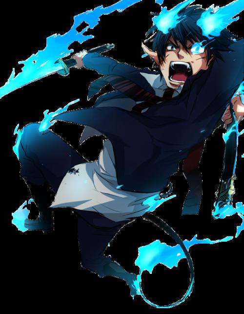 Rin Okumura Blue Exorcist Anime Blue Exorcist Rin Blue Exorcist