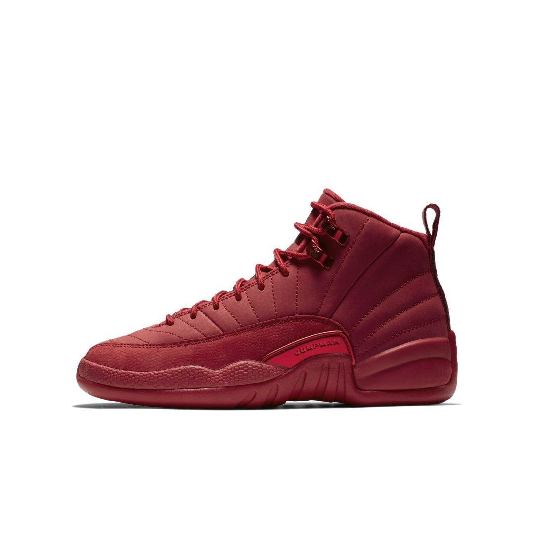 size 40 ec52c 9b177 Air Jordan Retro 12 Big Kids  Shoe Size 3.5Y (Gym Red)