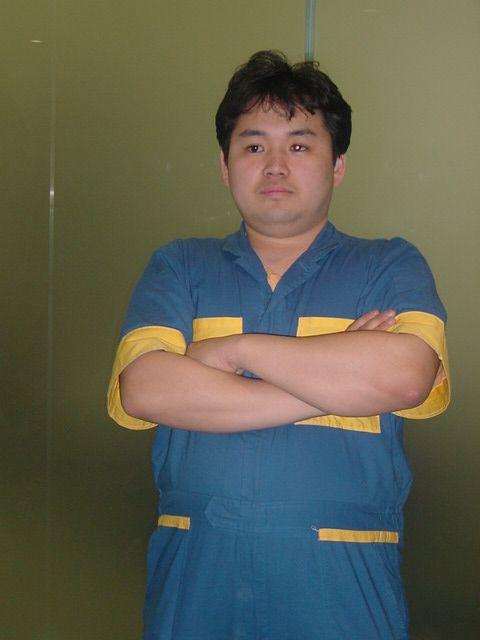 [UMINCHU] Digimon Frontier: Shibayama Junpei - Cosplayers' Cure