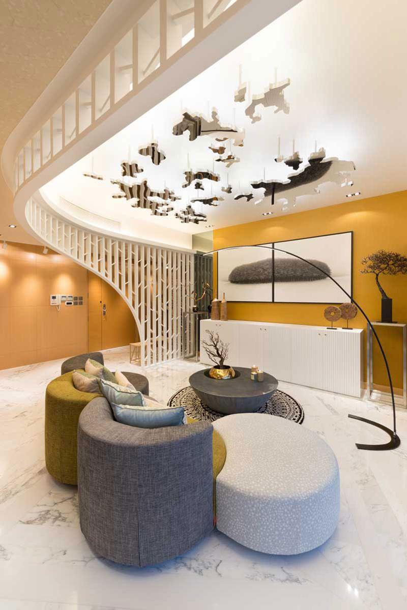 Mandarin Oriental Apartments by PplusP Designers, Macau   Mandarin ...