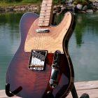 Neville Guitars Desert Sunrise