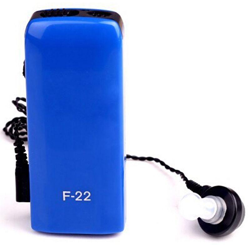AXON F-22 Analogue Pocket Hearing Aids Headphone Amplifier