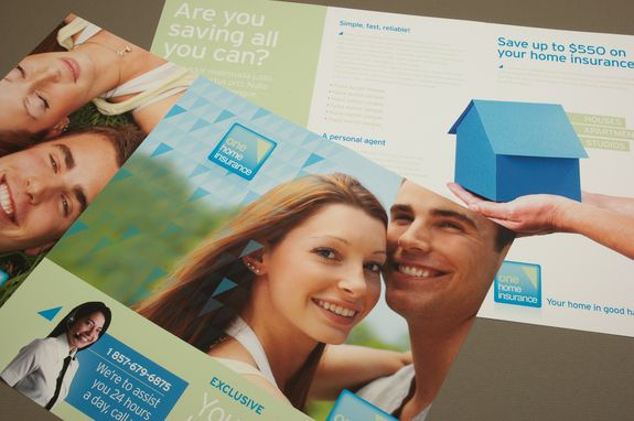 Family Insurance Brochure Template - This brochure can ...