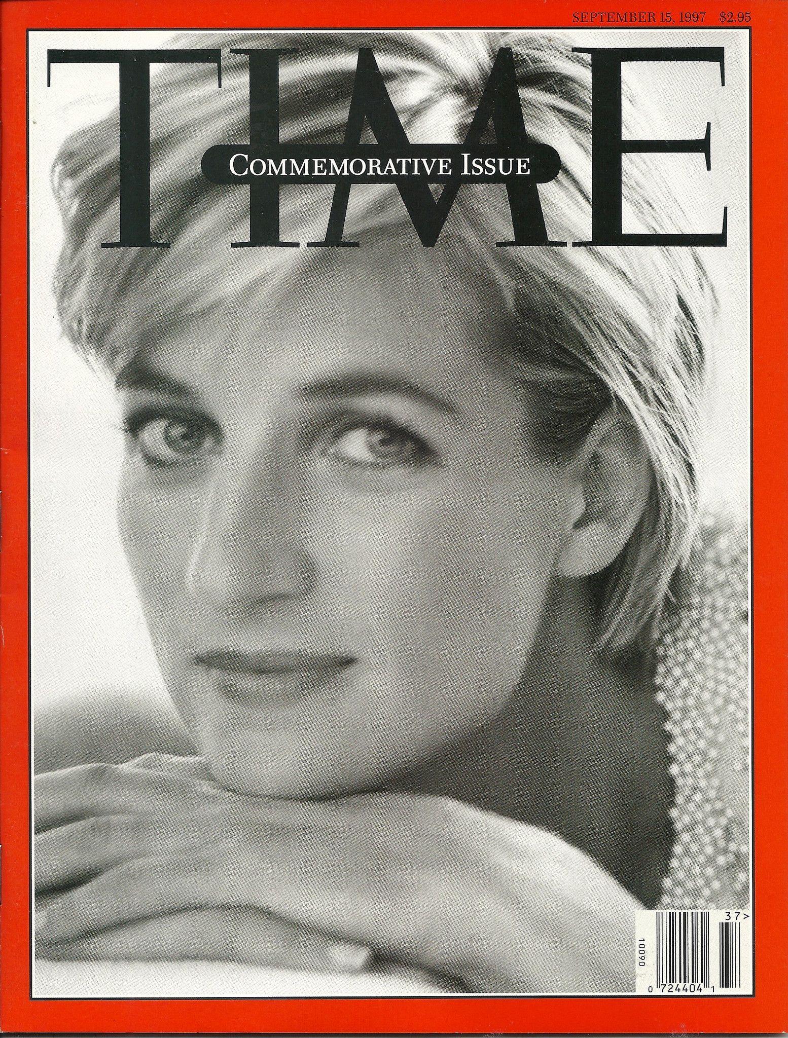 09 15 1997 Time Princess Diana Princess diana, Lady
