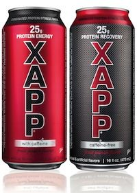 Xapp your protein with Caffeine. Whatever. what is this stuff? can it beat Pepsi Max???