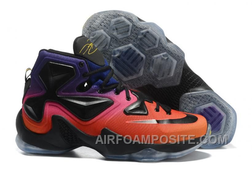 "huge discount 291b9 934a1 2016 ""Doernbecher"" Nike LeBron 13 designed by Kian Safholm"