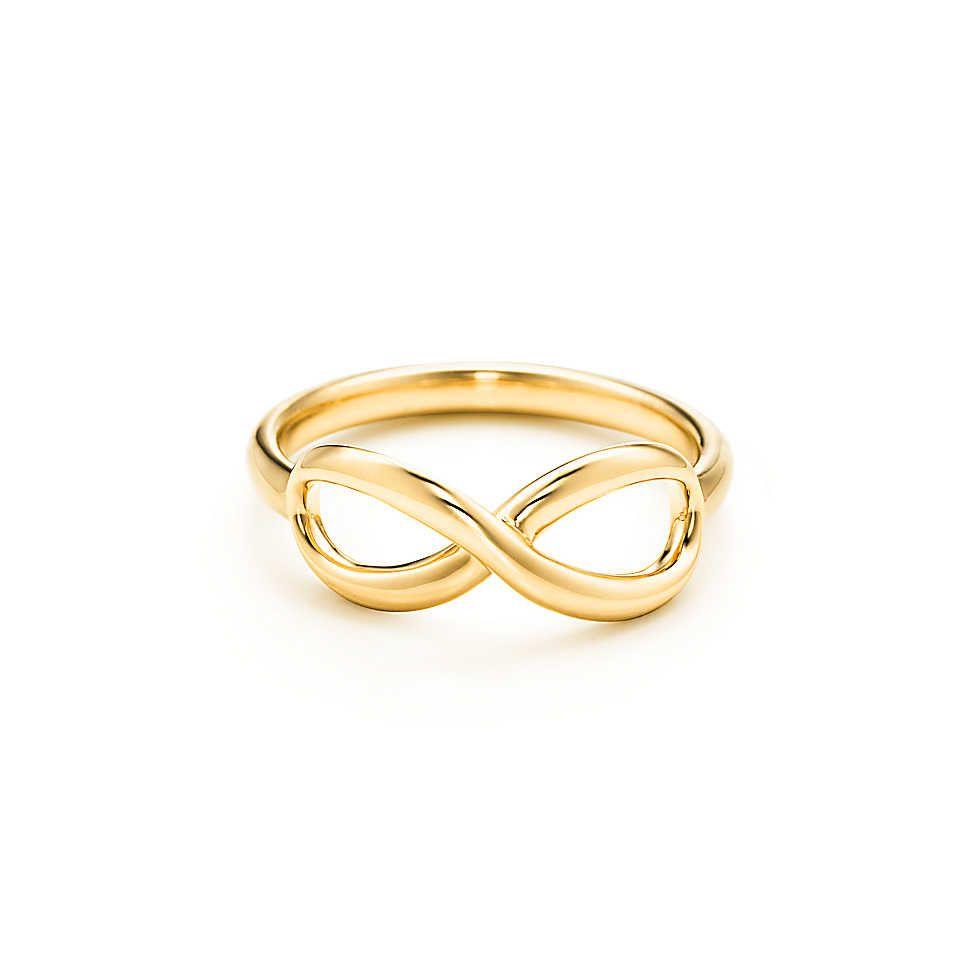 bbf6fbabe Tiffany Infinity:Ring | Wishlist | Tiffany infinity rings, Rings ...