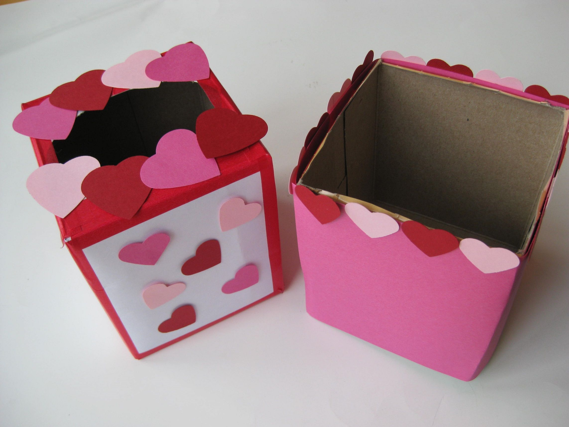 Shoe Box Decorating Ideas Here Healthy Creative Romantic Valentine's Day Gift Ideas