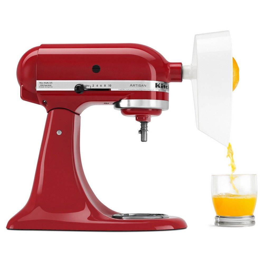 Kitchenaid citrus juicer attachment je kitchen aid
