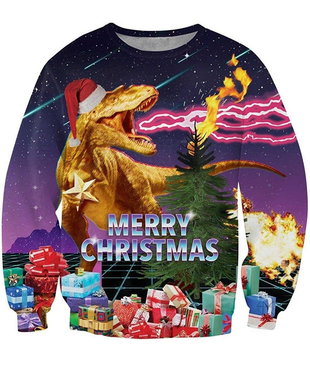 086c7957 A Christmas sweatshirt that reminds us what this season is really ...