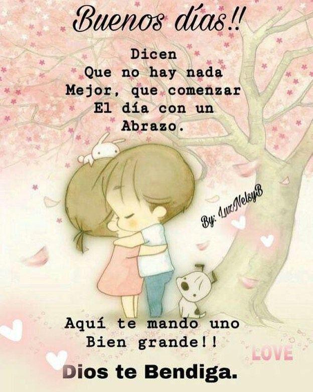 ▷ @panamalifes - Panama Life - Buenos días, feliz inicio de semana. . . . . . . . . #p   Spanish inspirational quotes, Good morning quotes, Morning love quotes