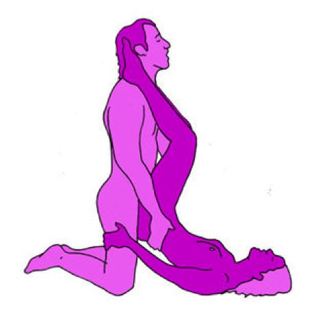 Sex positions for plus size couples