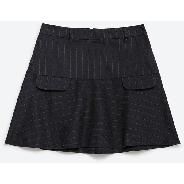 Zara Frilly Skirt 26 Liked On Polyvore Featuring Skirts Navy Blue Frilly Skirt Navy Skirt Ruffle Skirt Flounce Skirt And Flouncy Skirt Feminino